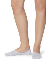 calzedonia unisex cotton invisible socks woman multicolor size 34-36