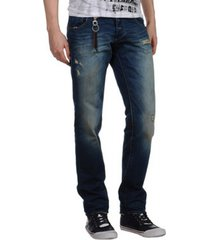 energie jeans - burney vintage - blauw