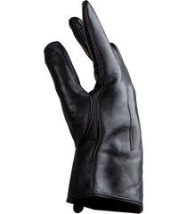 guantes clasico hombre negro