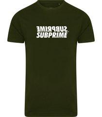 subprime shirt mirror army