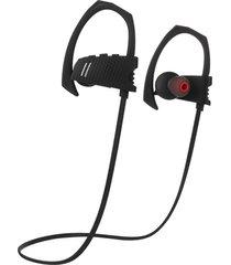 audífonos bluetooth estéreo hd manos libres deportivos, q9 music smart sport auriculares audifonos bluetooth manos libres  corriendo los auriculares (negro)