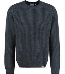 carhartt long sleeve crew-neck sweater