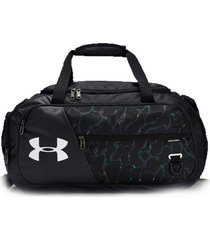 bolso negro under armour 4.0 duffle hombre