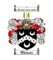 glover family crest / coat of arms jpg or pdf image download