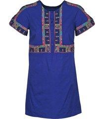 korte jurk antik batik emilie