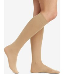 berkshire women's opaque knee high trouser hosiery 6423