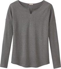 shirt, grijs 50