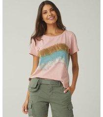 camiseta feminina sidewalk luana - feminino