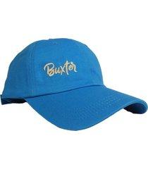 gorra turquesa buxter cap classic