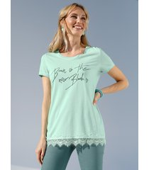 shirt amy vermont turquoise