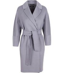 s max mara arona virgin wool midi coat