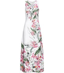 abito con stampa floreale (bianco) - bodyflirt boutique