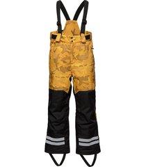 camo pants outerwear snow/ski clothing snow/ski pants gul lindberg sweden