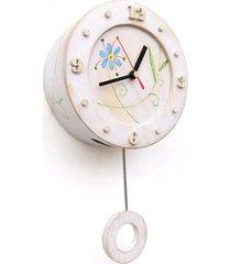 zegar wahaczek folk