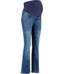 jeans prémaman bootcut (blu) - bpc bonprix collection