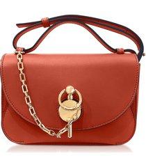 jw anderson designer handbags, ginger midi keyts crossbody bag