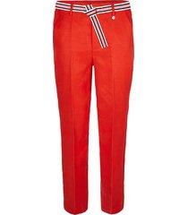 10 feet broek rood