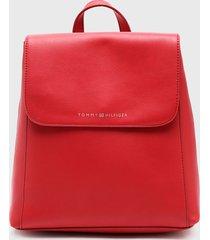 mochila backpack penelope rojo tommy hilfiger