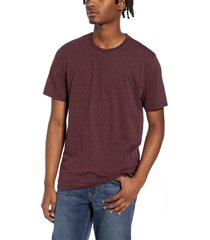 men's threads 4 thought t-shirt, size xx-large - red