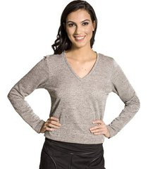 blusa metalizada handbook feminino