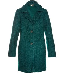 cappotto corto  bouclé (verde) - bpc selection
