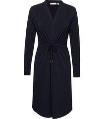 alanaiw dress jurk knielengte blauw inwear