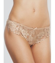 fiore lace thong