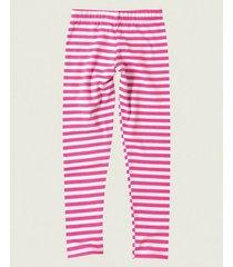 calça legging estampada em cotton malwee branco - 1