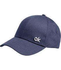 gorra azul calvin klein