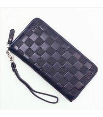 men's purse wallet men pu leather long design luxury men wallets with credit car