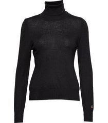 alice rollerneck sweater turtleneck coltrui zwart busnel