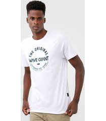 camiseta wg california branca - kanui