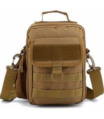 borsa a tracolla per borsa a tracolla mimetica tattica impermeabile resistente all'usura per borsa