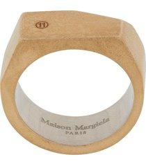 maison margiela pointed ring - gold