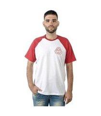 camiseta mxc brasil street urban wear raglan
