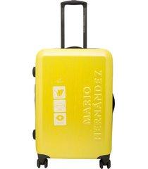 maleta expandible 28 amarillo imperial