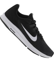 Tênis Nike Downshifter 9 Feminino Pretobranco