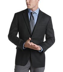 awearness kenneth cole teal tic slim fit sport coat