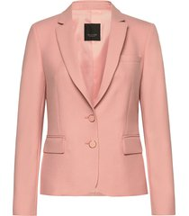 3596 - remi blazer colbert roze sand