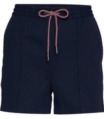 tjw smart jog short shorts flowy shorts/casual shorts blå tommy jeans