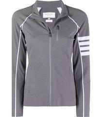 4-bar compressions jacket, medium grey