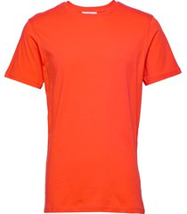 the organic tee t-shirts short-sleeved orange by garment makers