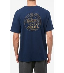 jack o'neill men's randon short sleeve tee