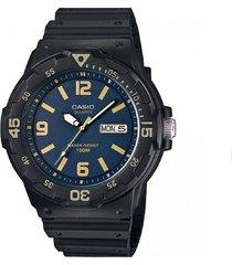 reloj casio para hombre ref. mrw-200h-2b3