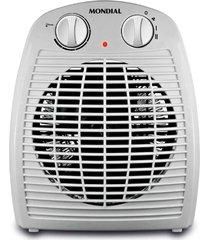 aquecedor de ambiente elétrico mondial line a-08, branco - 110 volts
