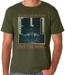 elo face the music t shirt