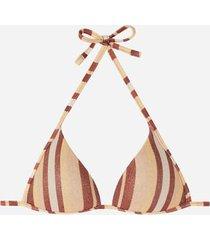 calzedonia graduated triangle top swimsuit dubai woman size 4
