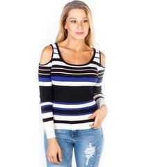 sweater off shoulder efesis