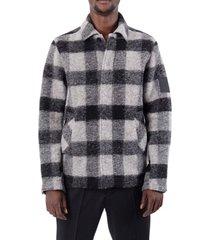 wool shirt print