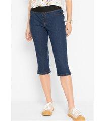 comfort stretch capri jeans (set van 2)